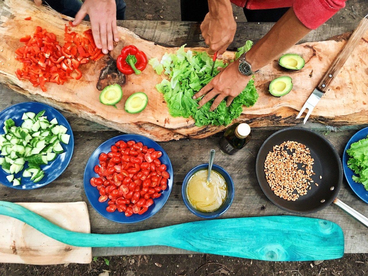 Asesoramiento a vegetarianos y veganos