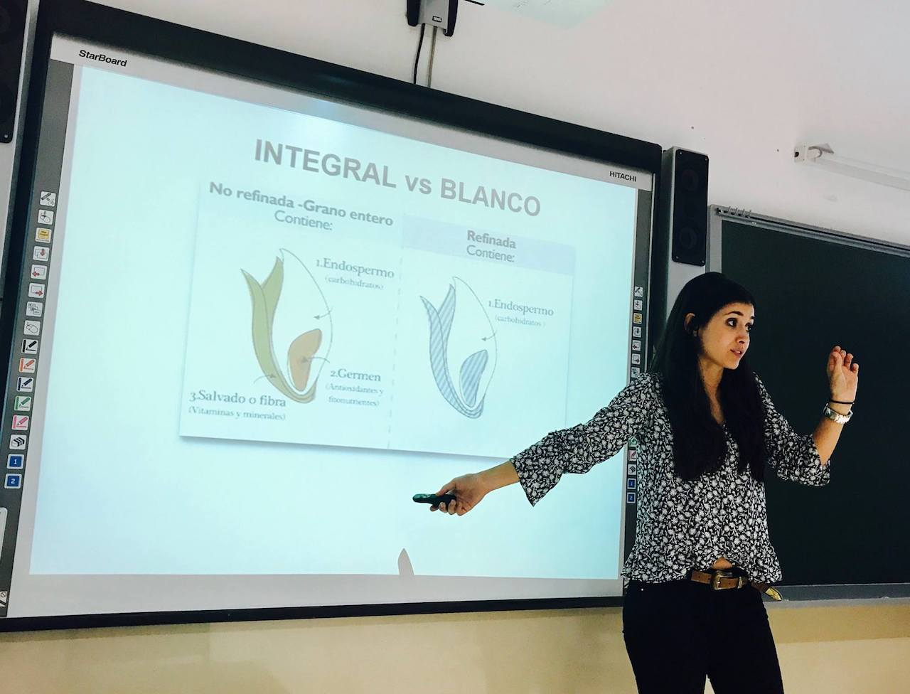 Charlas de nutrición en Alicante y Elche