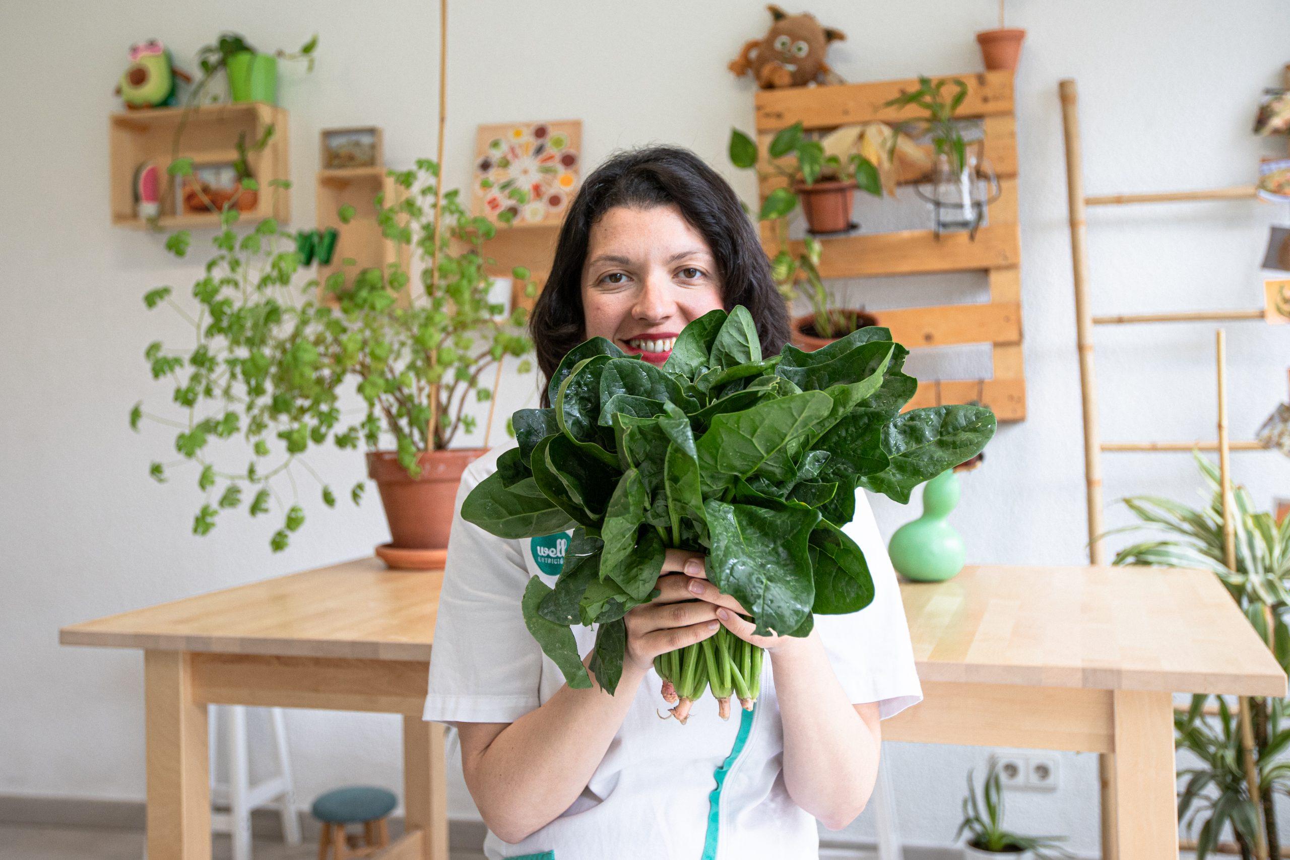 asesoramiento nutricional vegetarianos y veganos