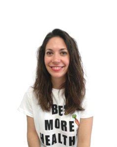 Silvia Castelló dietista-nutricionista