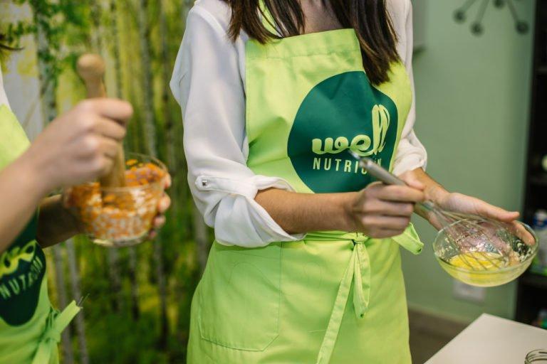 Taller de aperitivos saludables en Alicante